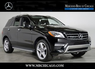 Certified Pre-Owned 2015 Mercedes-Benz M-Class ML400 4MATIC All Wheel Drive SUV