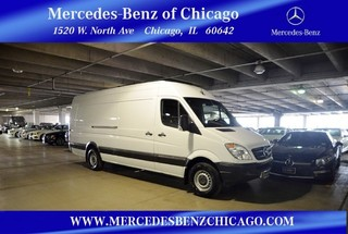 Used Mercedes-Benz Sprinter Cargo Vans 2500