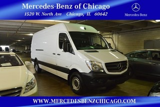 Pre-Owned 2015 Mercedes-Benz Sprinter Cargo Vans 2500 EXT Rear Wheel Drive Minivan/Van