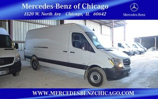 New Mercedes-Benz Sprinter Cargo Vans EXT