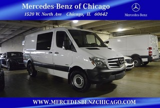 Pre-Owned 2015 Mercedes-Benz Sprinter Passenger Vans 2500 Rear Wheel Drive Minivan/Van
