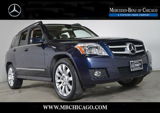 Certified Used Mercedes-Benz GLK GLK350 4MATIC