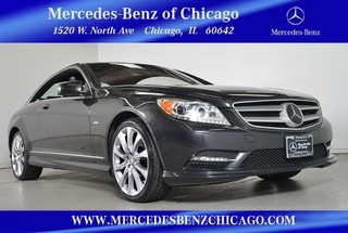Certified Pre-Owned 2013 Mercedes-Benz CL-Class CL550 4MATIC All Wheel Drive Coupe
