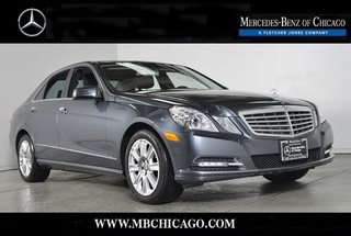 Certified Pre-Owned 2013 Mercedes-Benz E-Class E350 Luxury 4MATIC All Wheel Drive Sedan