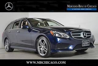 Certified Pre-Owned 2014 Mercedes-Benz E-Class E350 Sport 4MATIC All Wheel Drive Wagon
