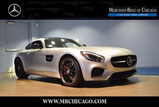 Certified Pre-Owned 2016 Mercedes-Benz AMG GT S Rear Wheel Drive Coupe