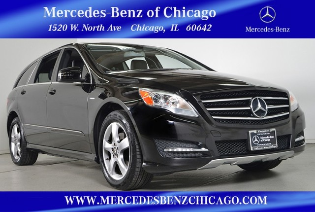 Used Mercedes-Benz R-Class R350 4MATIC