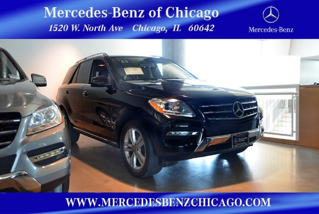 Certified Pre-Owned 2013 Mercedes-Benz M-Class ML350 4MATIC All Wheel Drive SUV