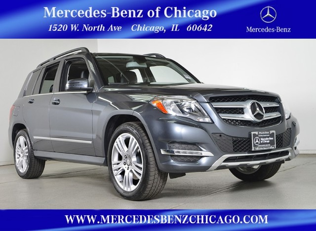Certified Pre-Owned 2014 Mercedes-Benz GLK-Class GLK350 4MATIC All Wheel Drive SUV
