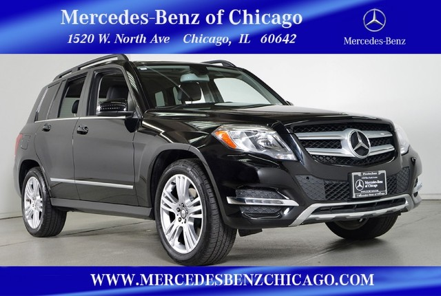Pre-Owned 2014 Mercedes-Benz GLK-Class GLK350 4MATIC All Wheel Drive SUV