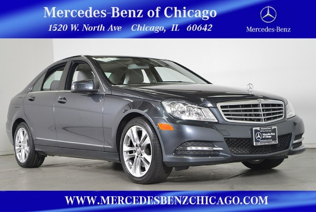 Certified Used Mercedes-Benz C-Class C300 Luxury 4MATIC