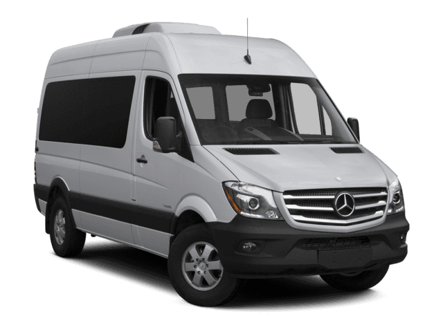 New 2015 mercedes benz sprinter passenger vans minivan van for Mercedes benz van 2015